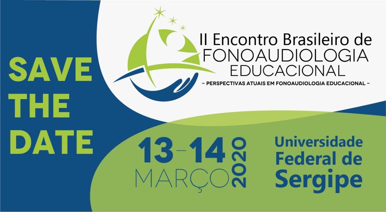 Inscrições abertas para o II Encontro Brasileiro de Fonoaudiologia Educacional
