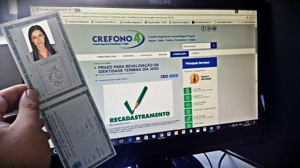 CFFa prorroga prazo para revalidação da cédula de identidade profissional
